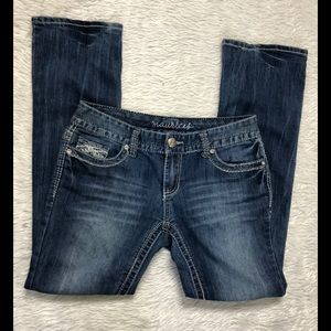 Maurices Woman jeans size 7/8